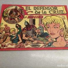 Tebeos: EL DEFENSOR DE LA CRUZ Nº 41 / MAGA ORIGINAL. Lote 205787678