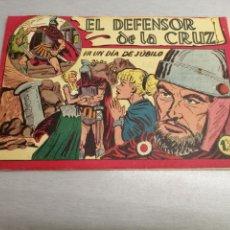 Tebeos: EL DEFENSOR DE LA CRUZ Nº 44 / MAGA ORIGINAL. Lote 205788375