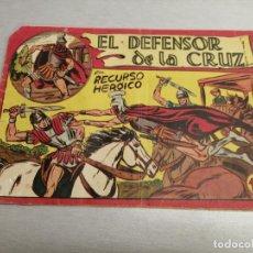 Tebeos: EL DEFENSOR DE LA CRUZ Nº 49 / MAGA ORIGINAL. Lote 205789638
