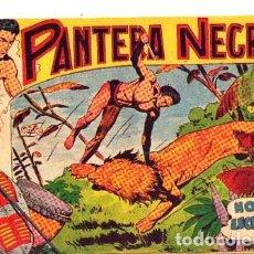 Tebeos: PANTERA NEGRA (MAGA) Nº 3 DE ENCUADERNACION. Lote 206184370