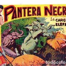 Tebeos: PANTERA NEGRA (MAGA) Nº 5 DE ENCUADERNACION. Lote 206184662