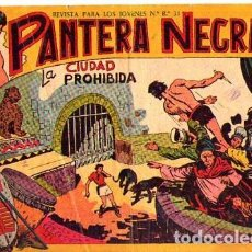 Tebeos: PANTERA NEGRA (MAGA) Nº 8. Lote 206184895