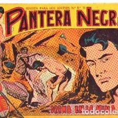 Tebeos: PANTERA NEGRA (MAGA) Nº 11 DE ENCUADERNACION. Lote 206185031