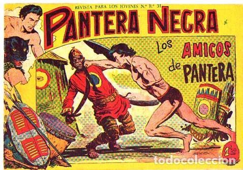 PANTERA NEGRA (MAGA) Nº 10 (Tebeos y Comics - Maga - Pantera Negra)