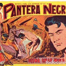 Tebeos: PANTERA NEGRA (MAGA) Nº 11. Lote 206185183