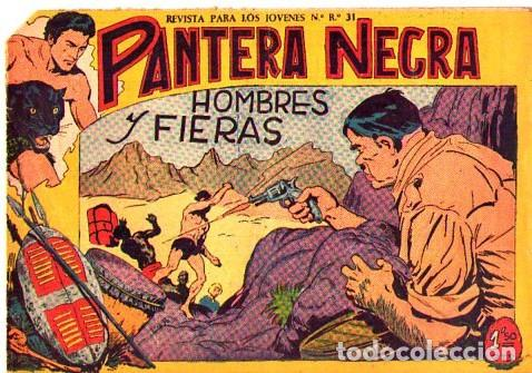PANTERA NEGRA (MAGA) Nº 13 (Tebeos y Comics - Maga - Pantera Negra)
