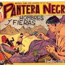 Tebeos: PANTERA NEGRA (MAGA) Nº 13. Lote 206185623