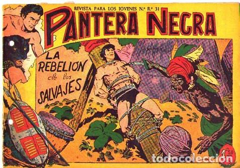 PANTERA NEGRA (MAGA) Nº 14 (Tebeos y Comics - Maga - Pantera Negra)