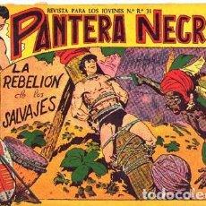 Tebeos: PANTERA NEGRA (MAGA) Nº 14. Lote 206216001