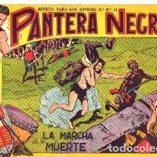 Tebeos: PANTERA NEGRA (MAGA) Nº 15. Lote 206216483