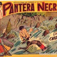 Livros de Banda Desenhada: PANTERA NEGRA (MAGA) Nº 16. Lote 206325910