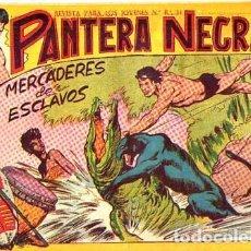 Livros de Banda Desenhada: PANTERA NEGRA (MAGA) Nº 17. Lote 206326528