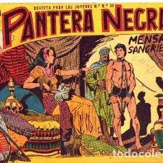 Livros de Banda Desenhada: PANTERA NEGRA (MAGA) Nº 18. Lote 206326701