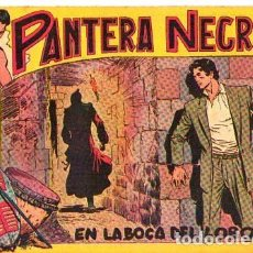 Tebeos: PANTERA NEGRA (MAGA) Nº 34. Lote 206499361
