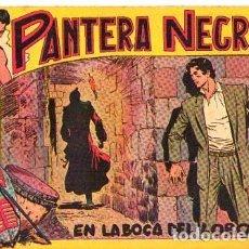 Tebeos: PANTERA NEGRA (MAGA) Nº 34. Lote 206499382