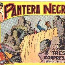 Tebeos: PANTERA NEGRA (MAGA) Nº 35. Lote 206499445