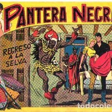 Tebeos: PANTERA NEGRA (MAGA) Nº 38. Lote 206499678