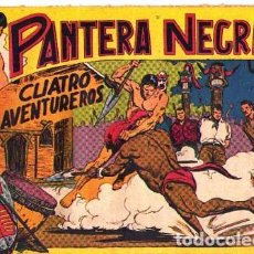 Tebeos: PANTERA NEGRA (MAGA) Nº 39. Lote 206499888