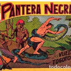 Tebeos: PANTERA NEGRA (MAGA) Nº 40. Lote 206534352
