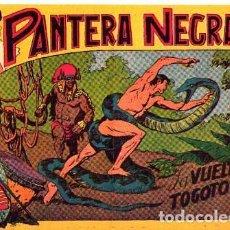 Tebeos: PANTERA NEGRA (MAGA) Nº 40. Lote 206534425