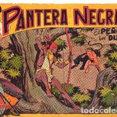 Tebeos: PANTERA NEGRA (MAGA) Nº 41. Lote 206534837