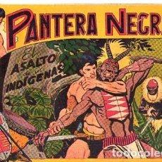 Tebeos: PANTERA NEGRA (MAGA) Nº 42. Lote 206535120