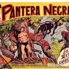 Tebeos: PANTERA NEGRA (MAGA) Nº 42. Lote 206535598