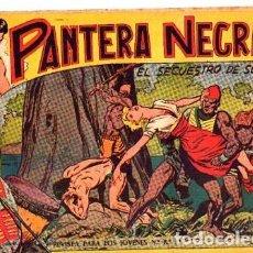 Tebeos: PANTERA NEGRA (MAGA) Nº 44. Lote 206535852