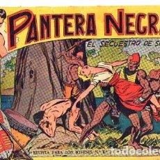 Tebeos: PANTERA NEGRA (MAGA) Nº 44. Lote 206535940