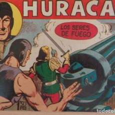 Tebeos: HURACÁN Nº 11.LOS SERES DE FUEGO. EDITA MAGA. Lote 206558806