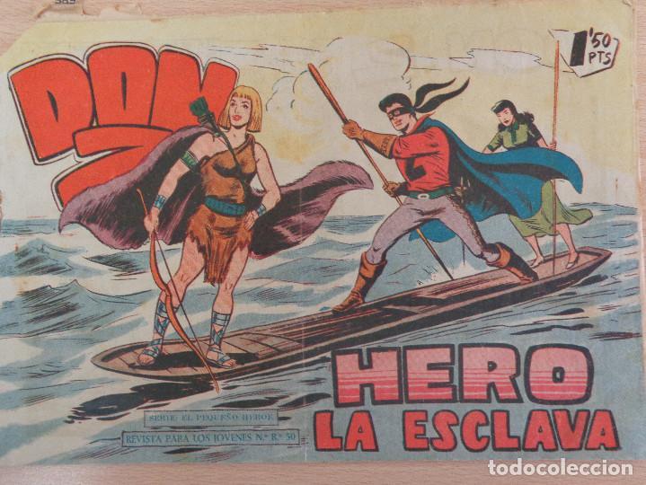 DON Z Nº 29. ORIGINAL. HERO LA ESCLAVA. EDITA MAGA (Tebeos y Comics - Maga - Don Z)