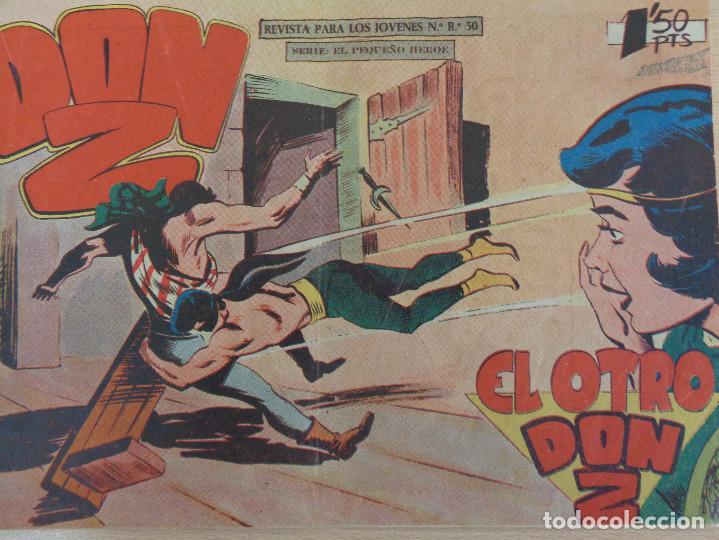DON Z Nº 34. ORIGINAL. EL OTRO DON Z. EDITA MAGA (Tebeos y Comics - Maga - Don Z)