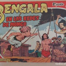 Tebeos: BENGALA Nº II-9. EN LAS REDES DE MONGO. EDITA MAGA. Lote 206560618