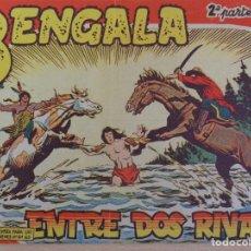 Tebeos: BENGALA Nº II-34. ENTRE DOS RIVALES. EDITA MAGA. Lote 206560930