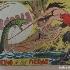 Tebeos: BENGALA Nº 54.EL REINO DE LAS FIERAS. EDITA MAGA. Lote 206561141