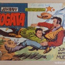 Tebeos: JOHNNY FOGATA NÚM. 35. JUNTOS ANTE LA MUERTE. ORIGINAL. EDITA MAGA.. Lote 207004721