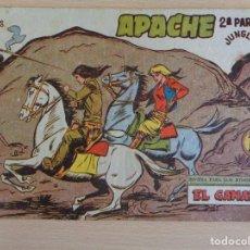 Tebeos: APACHE Nº II-64. EL GANADOR. EDITA MAGA. Lote 207011380