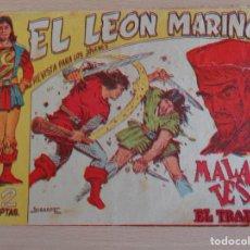 Tebeos: EL LEÓN MARINO Nº 9. MALA TESTA EL TRAIDOR. EDITA MAGA. Lote 207012943