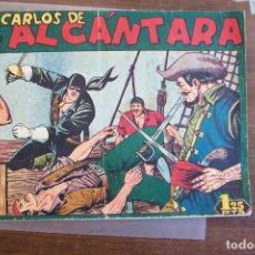Tebeos: MAGA, COLECCIÓN DE CARLOS ALCÁNTARA Nº 1. Lote 207236978