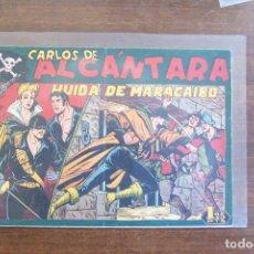 Tebeos: MAGA, COLECCIÓN DE CARLOS ALCÁNTARA Nº 3. Lote 207237450