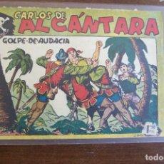 Tebeos: MAGA, COLECCIÓN DE CARLOS ALCÁNTARA Nº 17. Lote 207238520