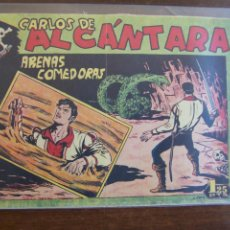 Tebeos: MAGA, COLECCIÓN DE CARLOS ALCÁNTARA Nº 37 Y ULTIMO. Lote 207239223
