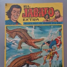 Tebeos: EL JABATO 46 EXTRA AÑO II ORIGINAL AÑO 1962. Lote 207316373