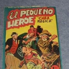 Livros de Banda Desenhada: (M) EL PEQUEÑO HEROE CARA MAGICA NUM 49 EDT MAGA, SEÑALES DE USO. Lote 207716906