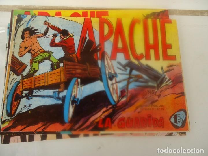 APACHE, LA GUARIDA (Tebeos y Comics - Maga - Apache)