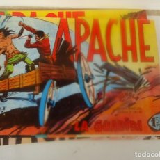 Tebeos: APACHE, LA GUARIDA. Lote 207967900
