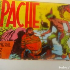 Tebeos: APACHE, EL GENERAL LOPEZ ATACA. Lote 207968230