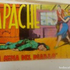 Tebeos: APACHE, LA MINA DEL DIABLO. Lote 207969063