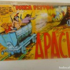 Tebeos: APACHE, PONCA PISTOL. Lote 207969305