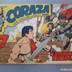 Tebeos: CORAZA 8 ORIGINAL AÑO 1962. Lote 208594632